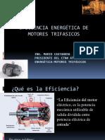 EL SALVADOR- Norma de Motores Trifasicos