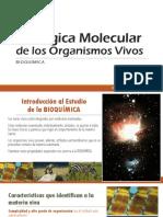 Clase No. 01_La Lógica Molecular de la Vida