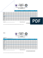 Sf Senior High Consolidation Report