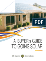 Solar Buyers Guide GT Energy Consultants
