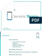 2.Capacitación Servicio Técnico