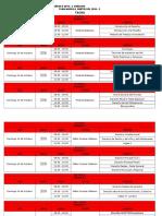 ROL EXAMENES FINALES  PRESENCIALES  PLAN NUEVO   Y PLAN ANTIGUO  DOM. 14 DE OCTUBRE  TACNA  MODULO I  2018 - 2.xls