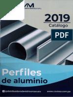 Catálogo Aluminios PDF