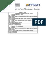 AMTerapias - Módulo 3 Cronograma