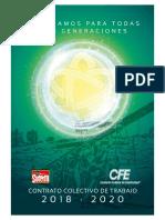 Contrato Colectivo de CFE