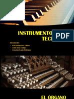 INSTRUMENTOS DE TECLADO (3ra).pptx
