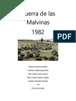 Guerra de Las Malvinas