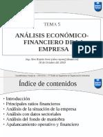 Pres Anlisisis Econmico-financiero Empresa
