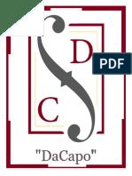 Logo Dacapo 2018