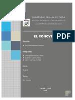 Monografía Concytec Xii