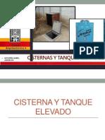 Cisterna y Tanque Elevado Convertido