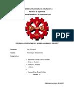 Informe de Agregados Fino y Grueso (1)....