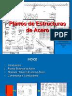 planos de estructuras de aceros