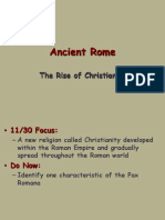 Rome- Christianity 2.ppt