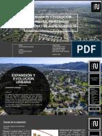 2. Expansión y Evolución Urbana
