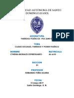 CLASES SOCIALES, PARTIDOS Y PODER POLITICOS.docx