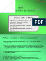 Tema1-Hablar de Dislexia
