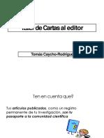 Taller Cartas Al Editor 1