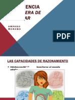 La Adolescencia-otra Manera de Pensar- Dolores Moreno