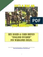 British  Tv War Game