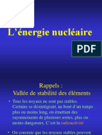 2.3 - Cours - l Energie Nucleaire