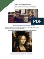 10 Obras de Inteligencias de Da Vinci