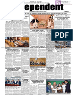 Daily Independent Quetta - 1st June 2019