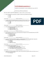 API 570 Examination Question 2012