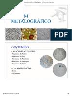 Álbum Metalográfico Final Pages 51 - 78 - Text Version _ Fliphtml5 2