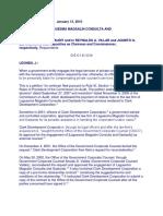 Law Firm of Laguesma vs COA, GR No. 185544, Jan. 13, 2015