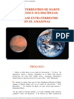 Extraterrestres de Marte y de Otros Planetas Superiores