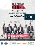 Diplomado Liderazgo Mediacion Laboral