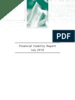 Financial Stability Report 2010 07 En
