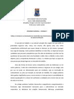 Ufpb - Estagio 1 - Avaliação Und 1