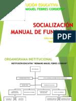001 Manual de Funciones Marzo 2019