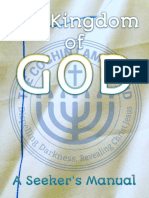 The Kingdom of God - A Seeker's Manual