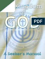 The Kingdom of God - A Seeker's Manual