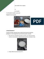Elaboracion Del Yogur a Pequena Escala en El Hogar