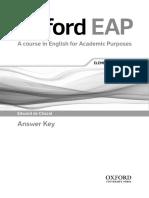 EAP G10 Answer Key