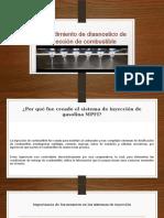 Procedimiento de diasnostico de inyección de combustible.pptx