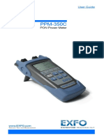 User Guide PPM 350C English 1063122