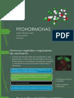 Fitohormonas para el cultivo de tejidos vegetales
