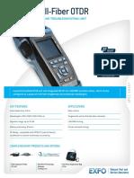 EXFO Spec-sheet AXS-110 v3 En