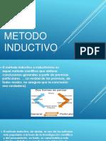 Metodo inductivo