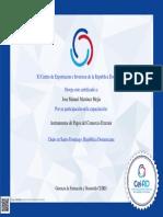Diploma - Medios de Pago Internacionales