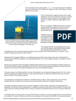 Siemens to Supply DolWin6 Offshore Grid Connection