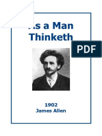 As a Man Thinketh Allen