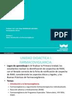 1. Farmacovigilancia_Generalidades 2018-2