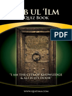 Bab Ul Ilm Quizbook