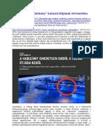 2019 05 31 Adalékok a Hableány Katasztrófájának Történetéhez[1]PL RZK Javaslatokkal